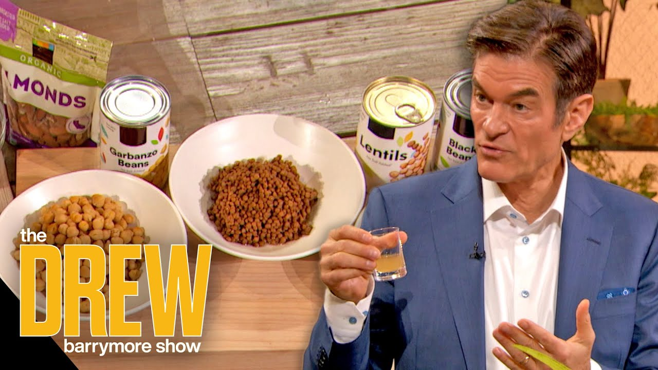 Dr. Oz Explains How to Turn Your Pantry into a Medicine Cabinet