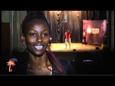 CASTING AU CONGO RDC & Mali   dans l'émission Island Africa Talen