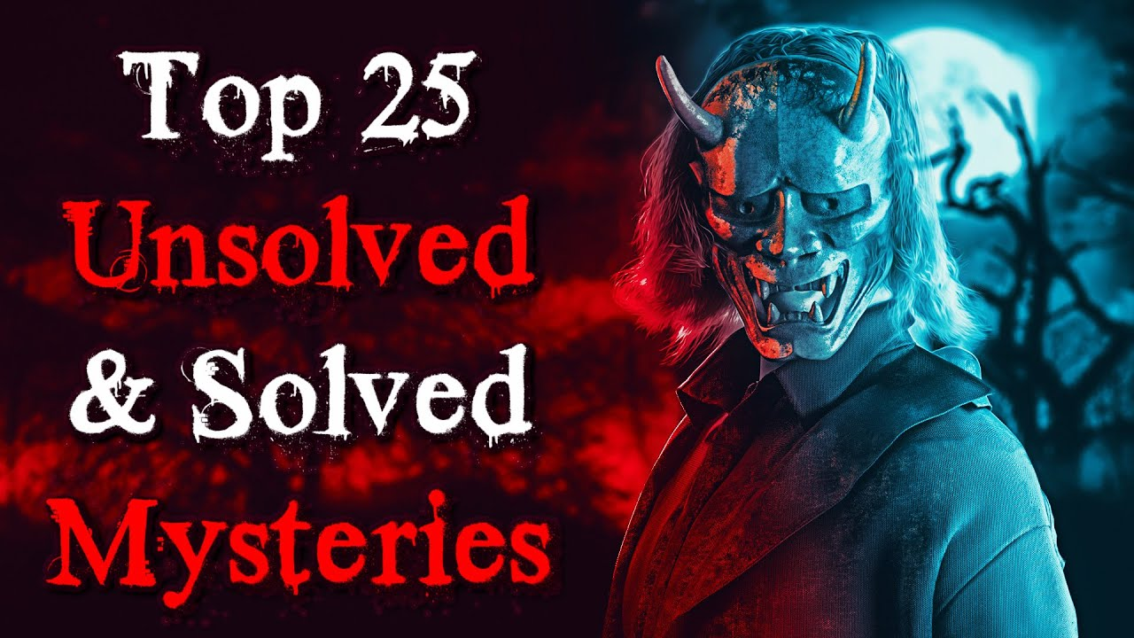 Download Top 25 Cryptic & Disturbing Mysteries from 2020 | Solved & Unsolved Cases Compilation