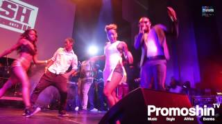 Sean Tizzle - Perfect Gentleman (Live At All Star Music Concert 2014)