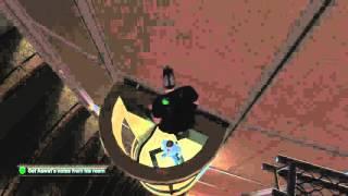 Splinter Cell Double Agent - Shanghai assignment - Hard - No guns part 2