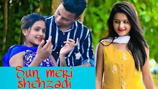 Sun Meri Shehzadi Main Tera Shehzada    saton janam metere    New hindi Song   pallbi