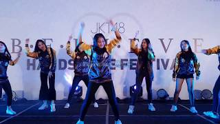 Video JKT48 - Dance Project @. HS Believe download MP3, 3GP, MP4, WEBM, AVI, FLV Desember 2017