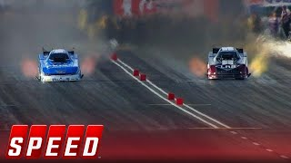 Tim Wilkerson vs. John Force - Phoenix Funny Car Final - 2016 NHRA Drag Racing Series