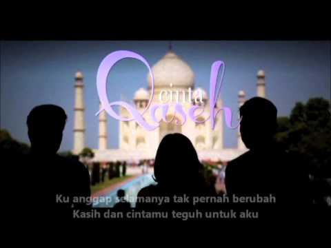 Cinta Kasih -  Mila & nubhan OST Cinta Qaseh with lirik