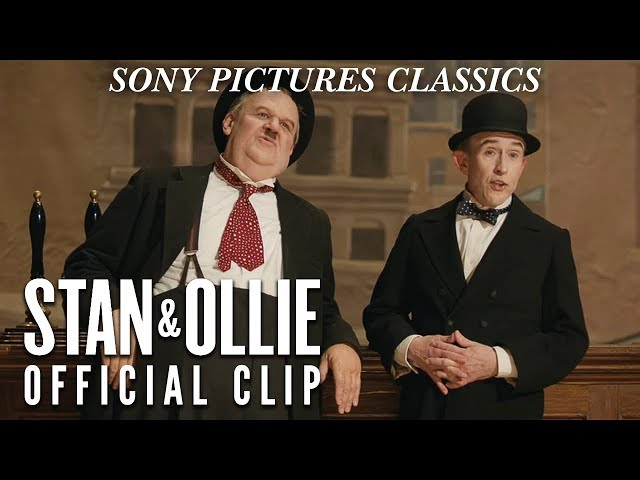 Stan Ollie Clip Performance Official Clip Hd Youtube