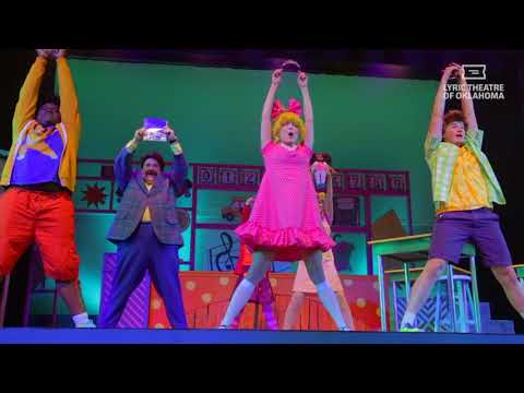 Junie B. Jones the Musical at Lyric Theatre of Oklahoma