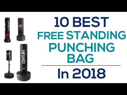 10 Best Free Standing Punching Bag Reviews