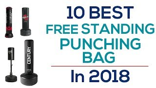 10 Best Free Standing Punching Bag Reviews In 2018