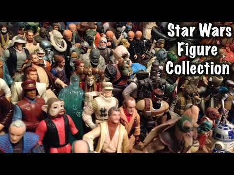 Star Wars Figure Collection Collection