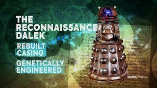 Case File #11 | Meet the Recon Dalek | Doctor Who | BBC America