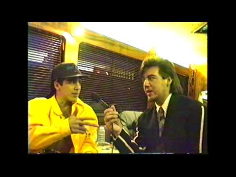Early 90's interview with Gerardo and Timmy T