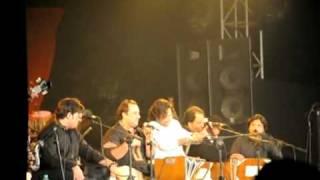 Kailash Kher & Rahat Fateh Ali Khan in Concert in New Delhi