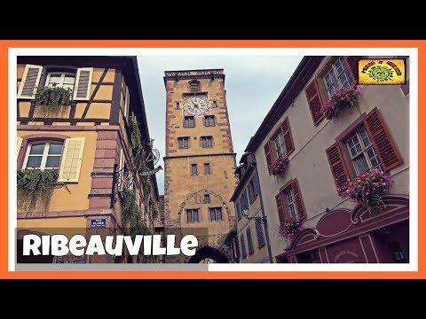 Ribeauvillé: nuestra despedida de un cuento | Alsacia 10# | Francia | France