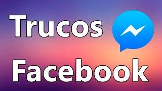 TOP Secretos y Trucos Ocultos de FACEBOOK MESSENGER