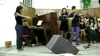 fernanda ao violino parte 2