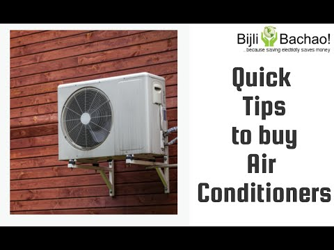 Here Is A Short Video For Tips To The Best Air Conditioner In India