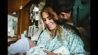 Baby Lenny's Birth Vlog!