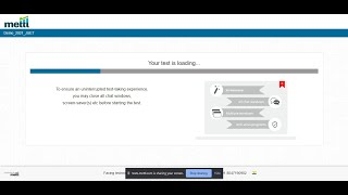 Mettl Platform- Online Al based exam - candidate guidelines and Cheating Tips by professor Prasam screenshot 4