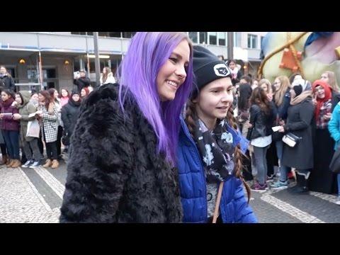 Fashion Week & Spontanes Fantreffen in Berlin