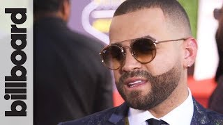 Nacho on Working With 2 Chainz, French Montana, & MC Kevinho | Billboard Latin Music Awards 2018
