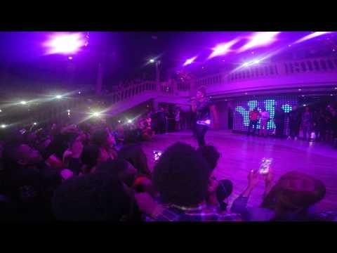 Yemi Alade Performs In Palacio Paris