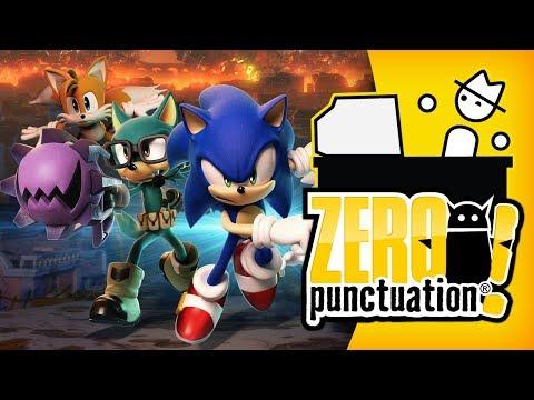 Sonic Forces (Zero