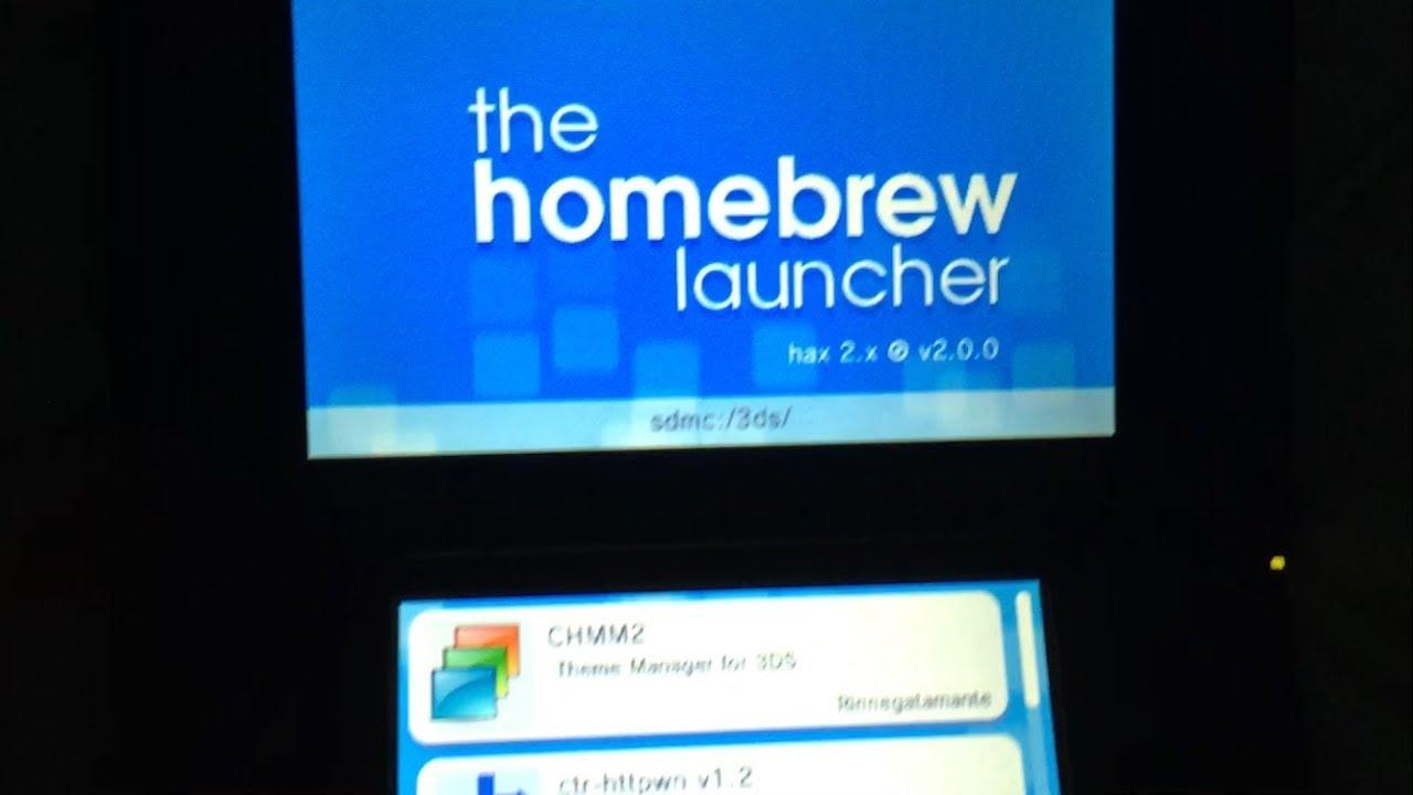 HBL Update: 3DS 11.6.0-39J 時オカハックでHBL起動した