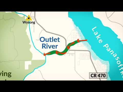 Lake Panasoffkee Outlet River Monitoring