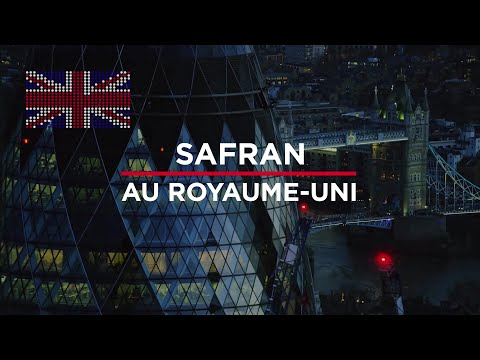 Safran au Royaume-Uni