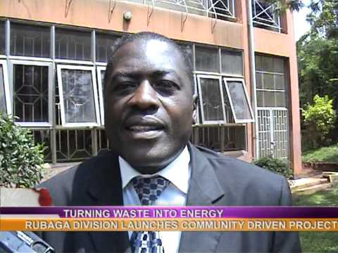 Rubaga turning waste into energy
