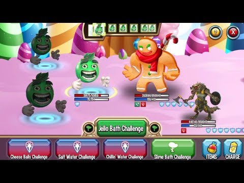 Monster Legends - Super Guava Juice level 1-130 combat review - Best Nature Monster