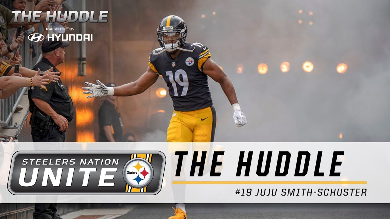 21772a01a The Huddle  JuJu Smith-Schuster