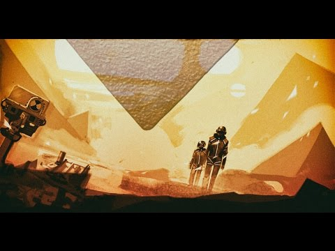 Curiosity Rover Photographs Mysterious Pyramids on the Martian Surface