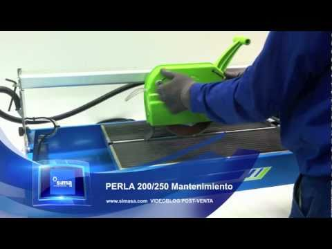 SIMA 2.0 PERLA 200-250 Mantenimiento