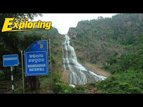 Khandadhar waterfall ll India's Tallest Waterfall ll Mischievous Roadies ll Gamezoon