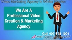 YouTube Video Marketing Agency Winter Garden 407-848-1001
