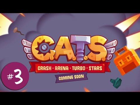CATS:#3 перешёл на 5-й этап???// Wissp