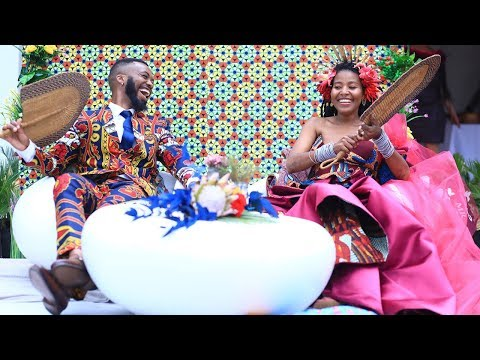 An African bohemian wedding with Rina and Dimo Kutama| FULL INSERT