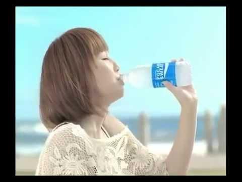 Aelke Mariska in POCARI SWEAT TV Commercial (Youth Sweat Beautiful)