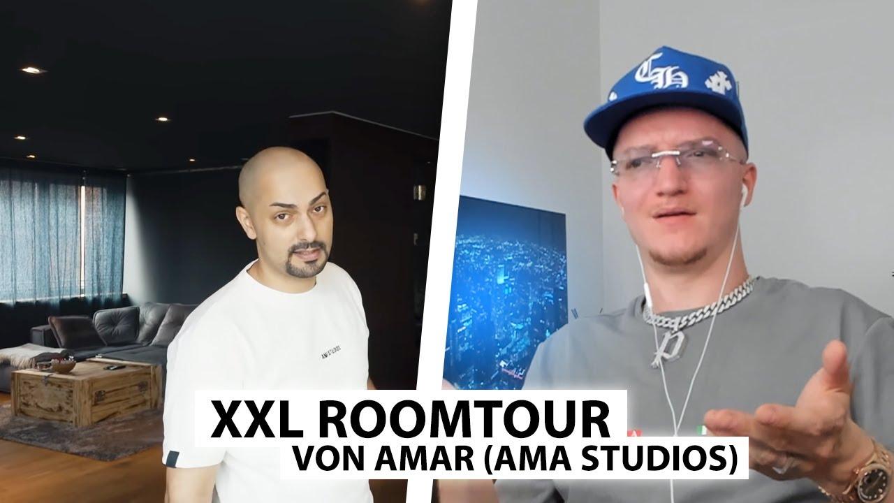 Justin reagiert auf Amar's neue XXL Wohnung! 💥 | Reaktion