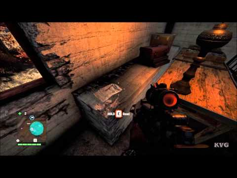 Far Cry 4 - Mask Of Yalung Location - #54 – Medicinal Poacher | X:796 Y:677 (PC HD) [1080p]