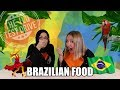 Obrigado Brazil! Trying food from the la