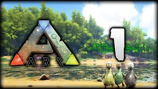 ARK Survival Evolved | Welcome To ARK! My Dodo Family! | ARK Gameplay/Let's Play [S1 - Episode 1]