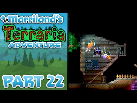 Terraria 1.3.2 (PC), Part 22: Village People! [Build-centric] [60fps]