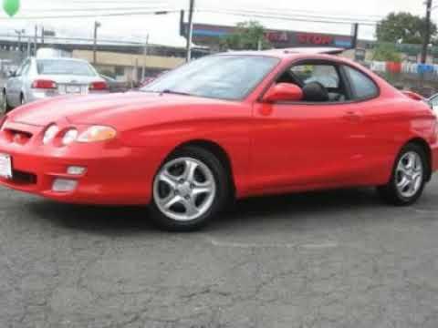 2000 Hyundai Tiburon Jersey City Nj Youtube