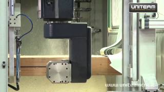 ULTRA CNC machining center for timber construction companies