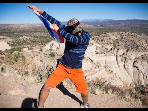 YFU Hiking @ Kasha-Katuwe Tent Rocks National Monument USA 2016 [GoPro4Session]