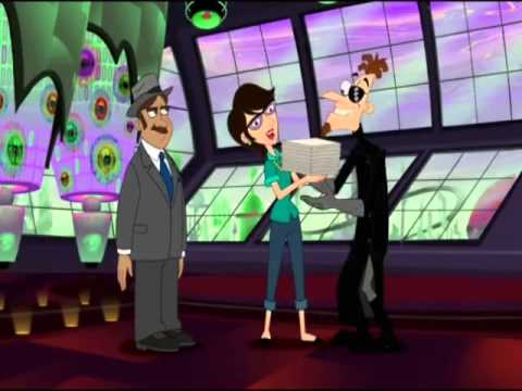 Phineas and Ferb Tales from the Resistance part 6