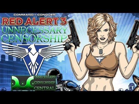 Unnecessary Censorship - Red Alert 3 - Allied (CENSORED PARODY)